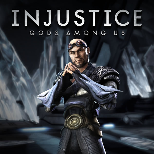 「Injustice: Gods Among Us」