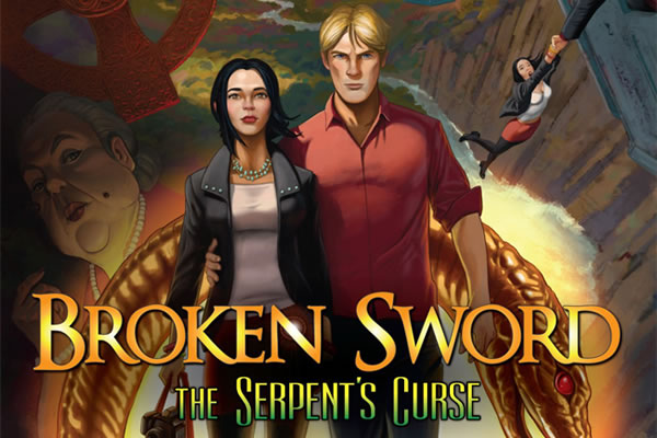 「Broken Sword: The Serpent's Curse」