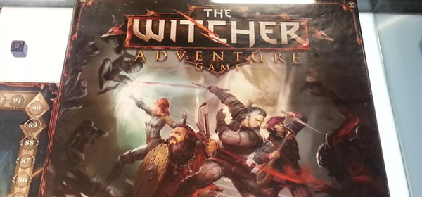 「The Witcher: Adventure Game」