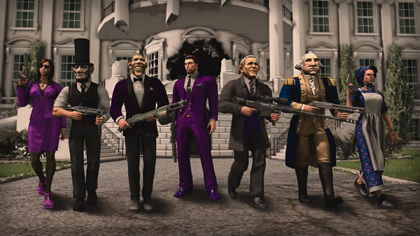 「Saints Row IV」