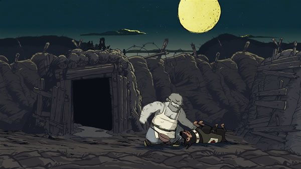 「Valiant Hearts: The Great War」