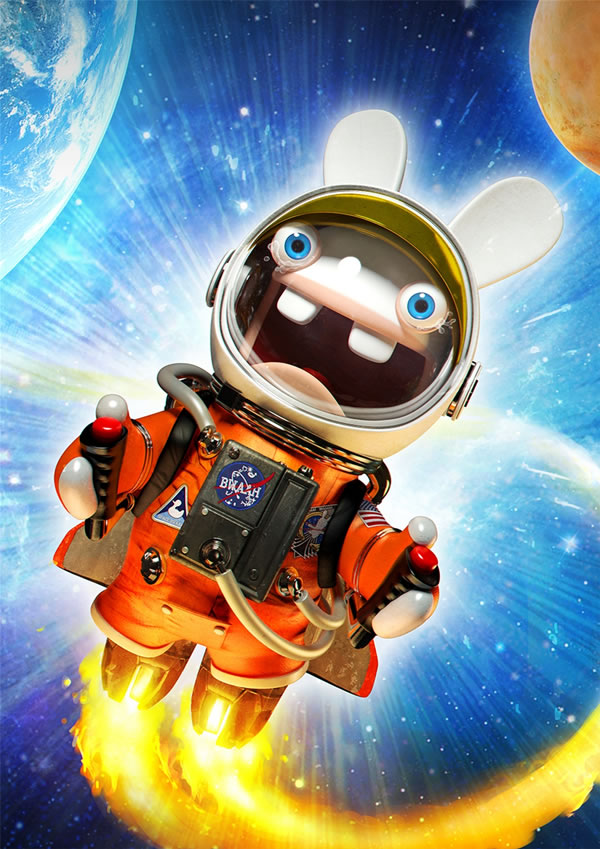 「Rabbids Big Bang」