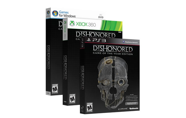 「Dishonored: Game of the Year Edition」
