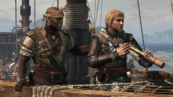 「Assassin's Creed IV Black Flag」