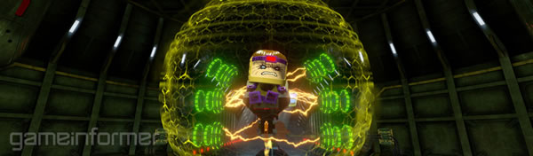 「Lego Marvel Super Heroes」