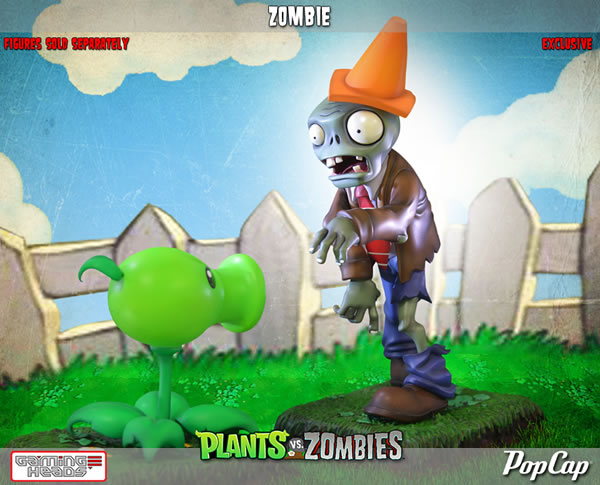 「Plants vs. Zombies」