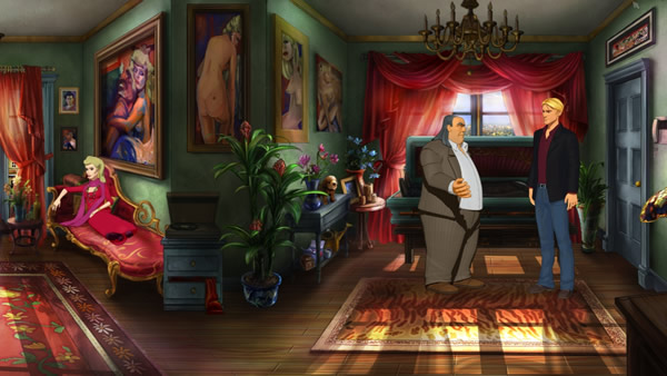 「Broken Sword 5: The Serpent's Curse」