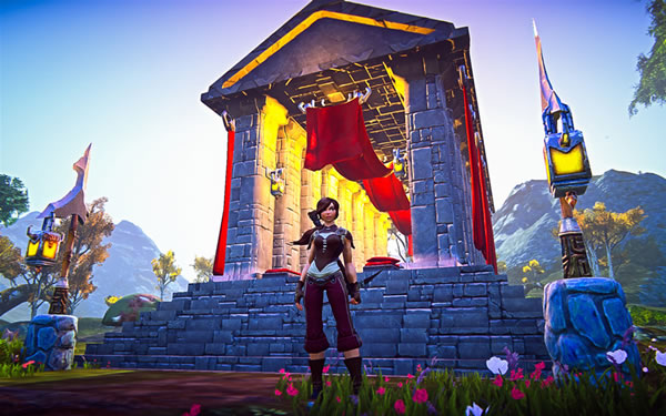 「EverQuest Next Landmark」