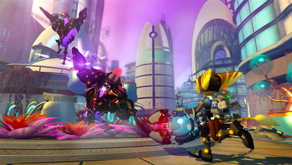 「Ratchet & Clank: Into the Nexus」