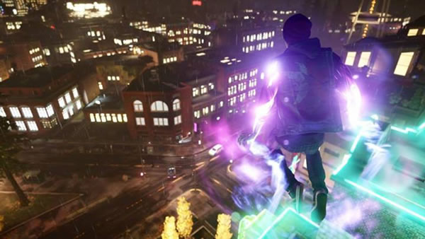 「Infamous: Second Son」