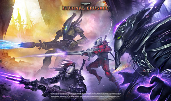 「Warhammer 40k: Eternal Crusade」