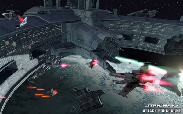 「Star Wars: Attack Squadrons」