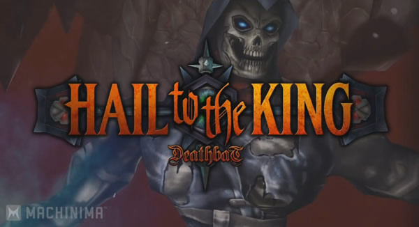 「Hail to the King」