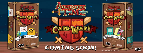 「Adventure Time: Card Wars」