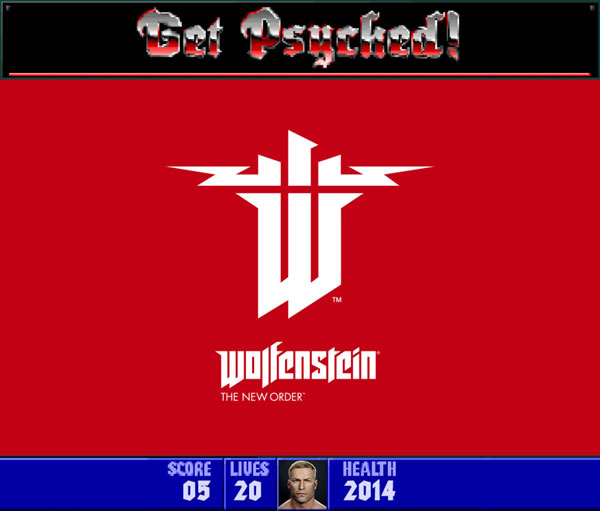「Wolfenstein: The New Order」