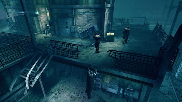 「Batman: Arkham Origins Blackgate」