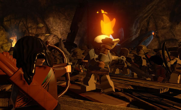 「LEGO The Hobbit」