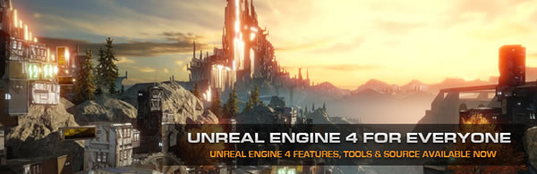 「Unreal Engine 4」