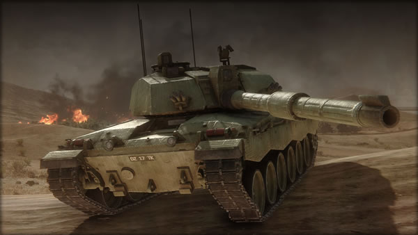 「Armored Warfare」