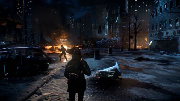「Tom Clancy's The Division」