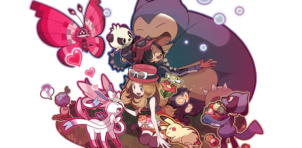 「Pokemon X/Y」