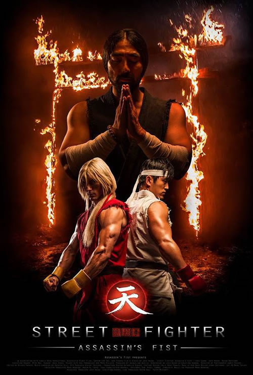 「Street Fighter: Assassin's Fist」
