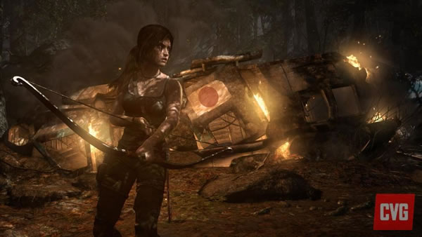 「Tomb Raider: Definitive Edition」