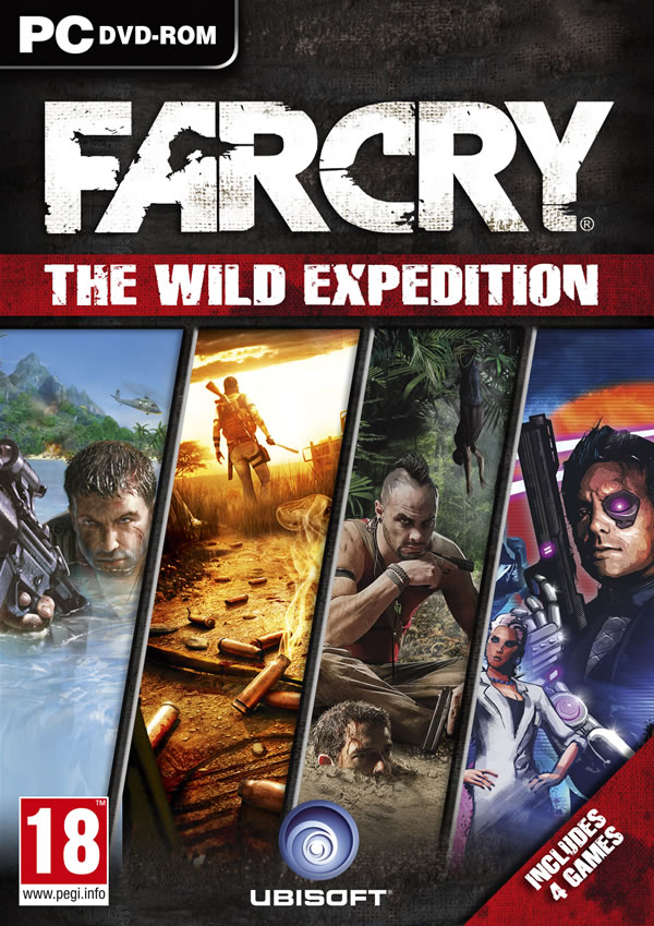 「Far Cry: The Wild Expedition」