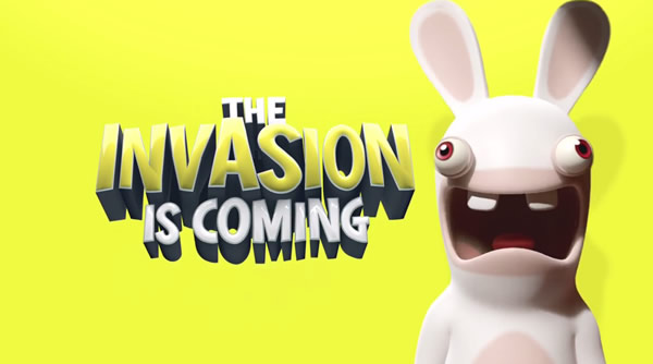 「Rabbids Invasion」