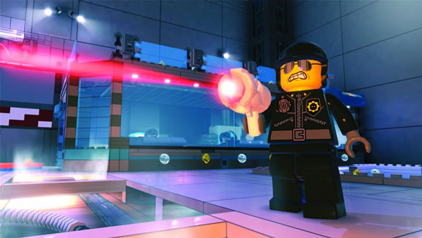 「The Lego Movie Videogame」