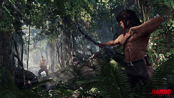 「Rambo: The Video Game」