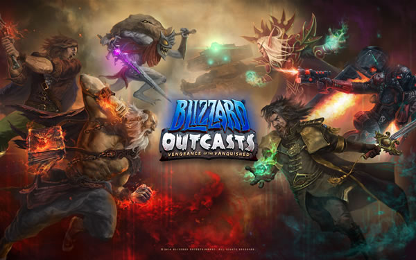「Blizzard Outcasts」