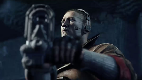 「 Wolfenstein: The New Order」