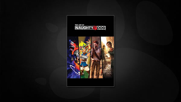 「The Art of Naughty Dog: Celebrating 30 Years of Games」