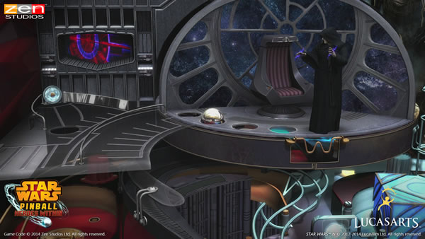 「Star Wars Pinball: Heroes Within」
