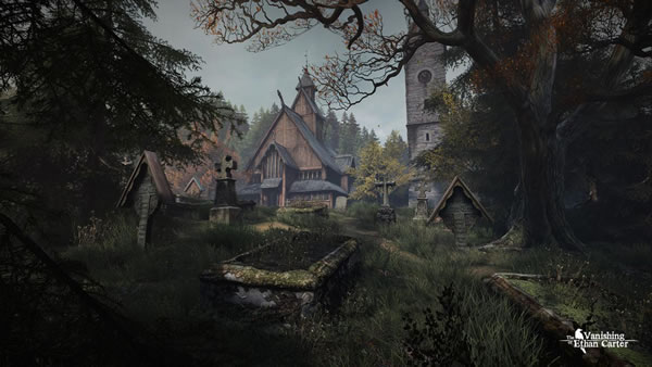 「The Vanishing of Ethan Carter」