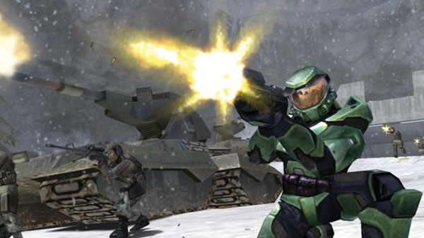 「Halo: Combat Evolved」