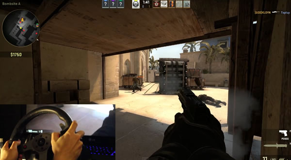 「Counter-Strike: Global Offensive」