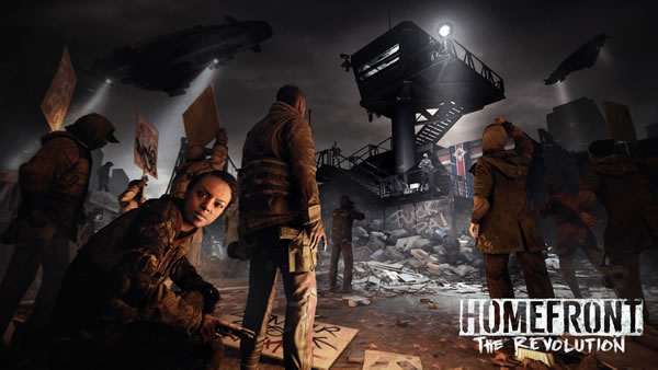 「Homefront: The Revolution」