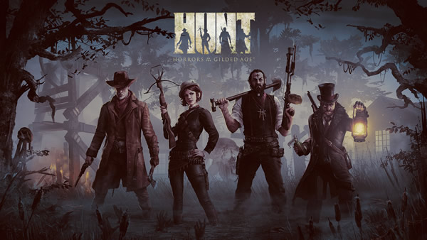 「Hunt: Horrors of the Gilded Age」