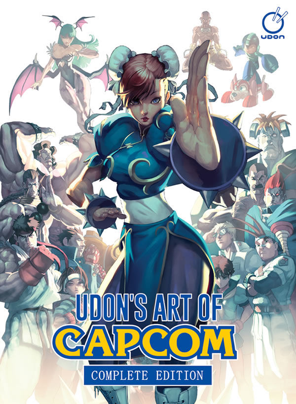 「Udon's Art of Capcom: Complete Edition」