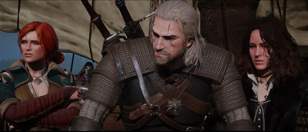 「The Witcher 3: Wild Hunt 」