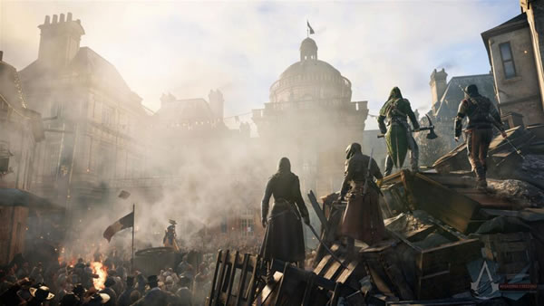 「Assassin's Creed: Unity」