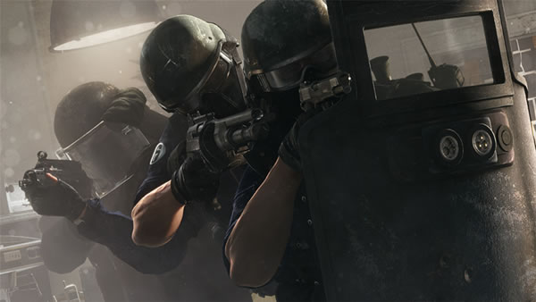 「Tom Clancy's Rainbow Six Siege」