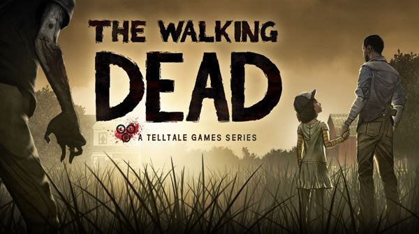 「The Walking Dead」「The Wolf Among Us」