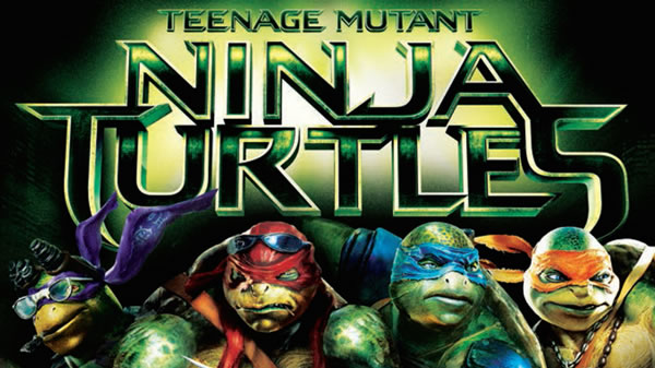 「Teenage Mutant Ninja Turtles」