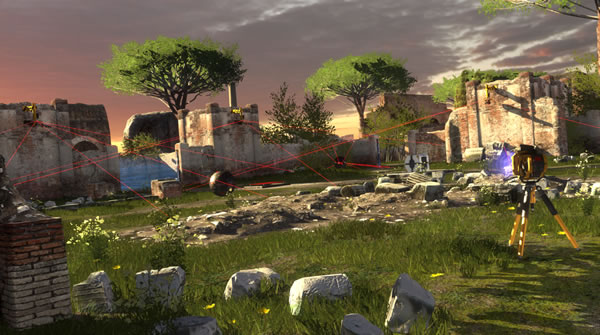 「The Talos Principle」