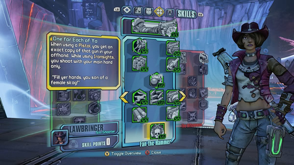 「Borderlands: The Pre-Sequel」