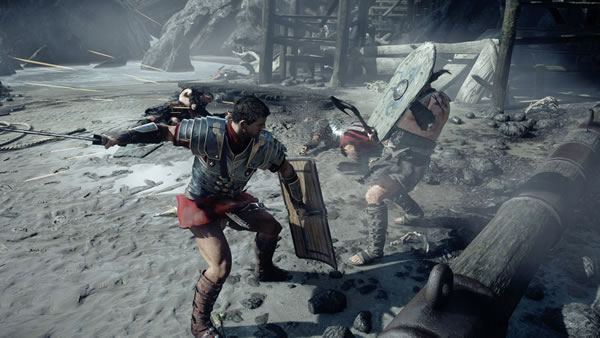 「Ryse: Son of Rome」