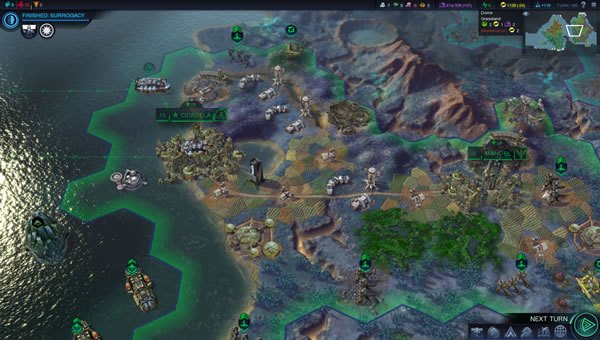「Sid Meier's Civilization: Beyond Earth」